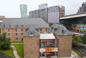 Maison Européenne des Sciences de l'Homme et de la Société - Lille
