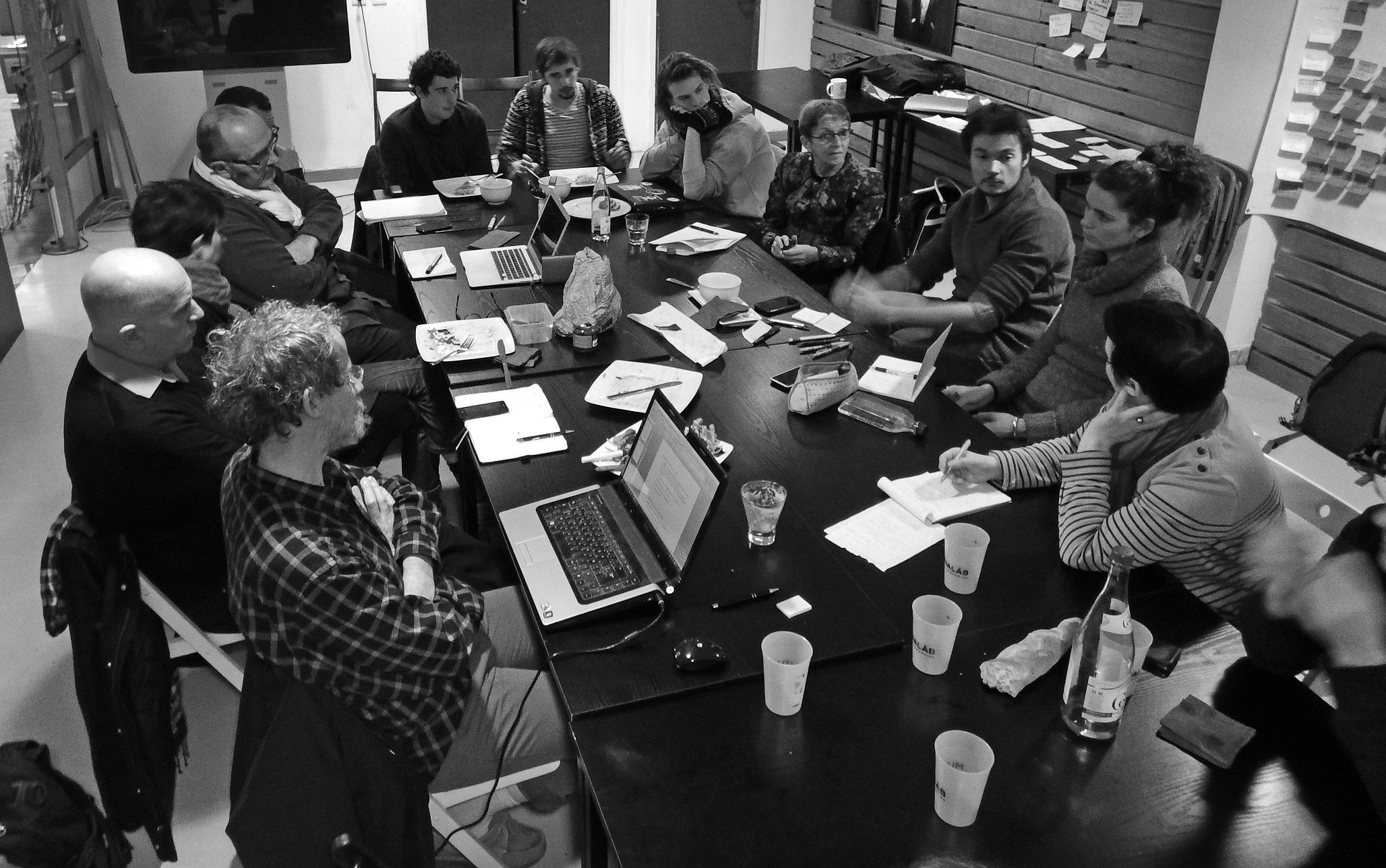 Construire dans l'action l'assemblée des communs 5 - Février 2016