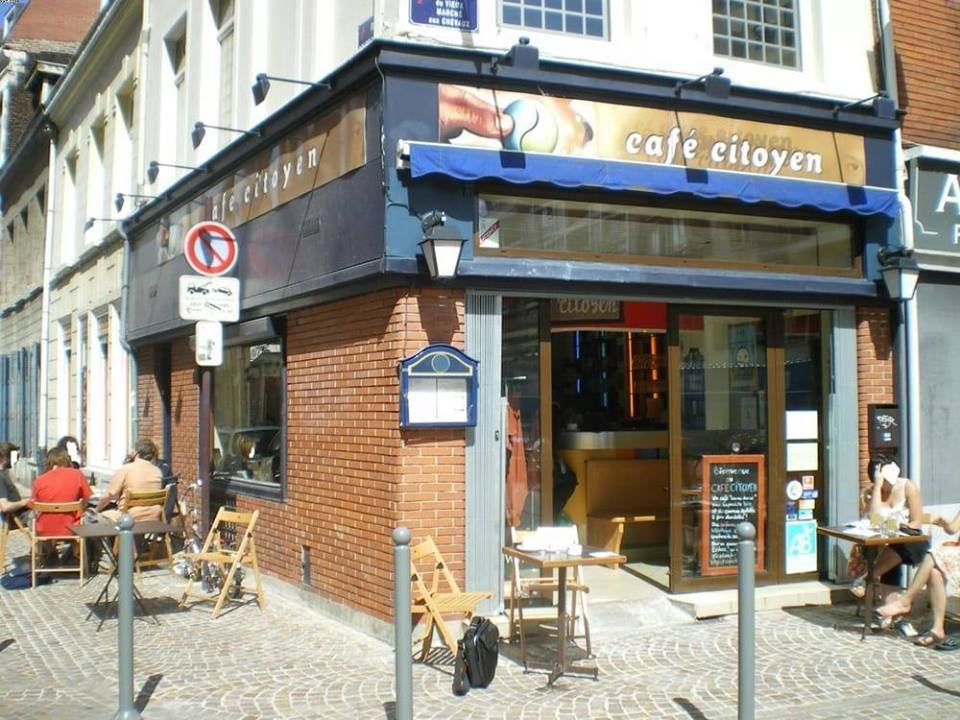 Le café citoyen - Lille