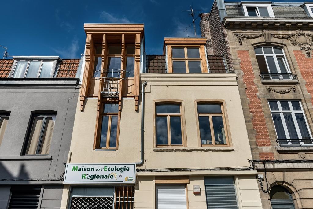 Maison de l'Ecologie Régionale - Lille